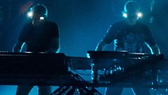 Orbital chat to Mark Radcliffe
