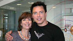 John and Carole Barrowman chat to Steve Wright