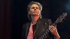 Duran Duran bassist John Taylor releases book