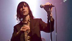 Bobby Gillespie chats to Lauren Laverne