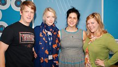 Correatown chats to Lauren Laverne