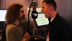 The Gaslamp Killer catches up with Benji B