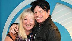 Gary Numan catches up with Liz Kershaw