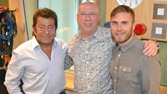 Gary Barlow and Jeff Wayne talk to Ken Bruce