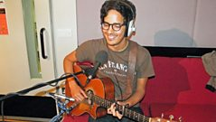 Luke Sital-Singh chats to Huw Stephens