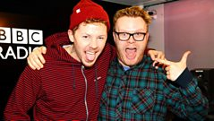 Professor Green chats with Huw Stephens