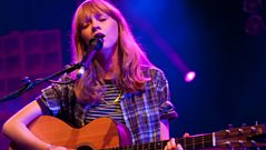 Lucy Rose live with Jo Whiley