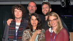 Jesca Hoop catches up with Marc Riley