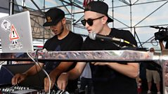 Behind The Beats with Flosstradamus