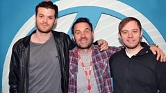 Everything Everything catch up with Shaun Keaveny
