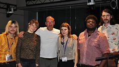 Smoke Fairies join Marc Riley in the studio