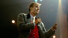 The First Time With...: Martin Fry