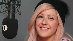 Ellie Goulding on the Official Chart