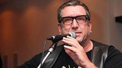 The Sex Pistols' Steve Jones chats to Mark Radcliffe