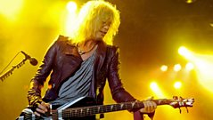 Def Leppard's Rick Savage chats to Jon Holmes