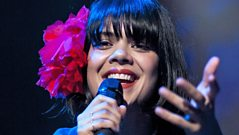 Bat for Lashes live with Dermot O'Leary