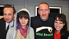 Heart Attack Alley speak to Marc Riley