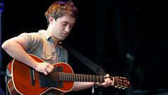 Conor from Villagers chats to Annie Mac