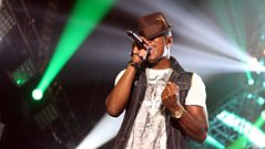 Ne-Yo at the BBC Radio 1's Teen Awards: 2012
