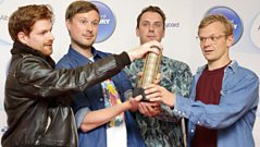 BBC 6 Music Mercury review: Django Django