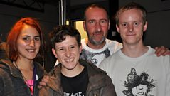 Micachu & The Shapes catch up with Marc Riley