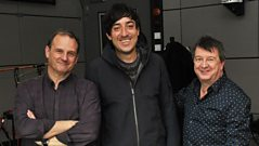 Ed Droste of Grizzly Bear joins Radcliffe and Maconie