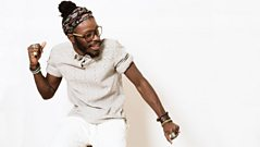 Jesse Boykins III chats to Gilles Peterson
