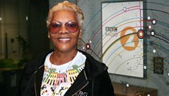 Dionne Warwick chats to Steve Wright