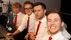 McFly play Real or No Real with Scott!