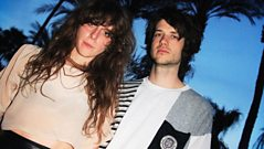Beach House interview with Nemone