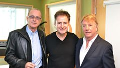 Status Quo chat to Richard Allinson