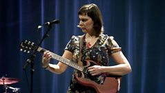 Laetitia Sadier interview with Cerys Matthews