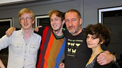 Golden Fable - Interview with Marc Riley