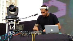Nucleya - interview with Nihal
