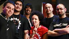 Engine-EarZ Experiment and Jenna G chat with Nihal