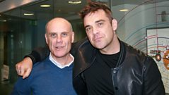 Robbie Williams and Tim Smith!
