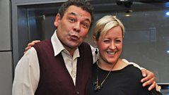 Alice Russell chats to Craig Charles