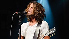 Chris Cornell chats to Shaun Keaveny