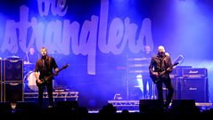 The Stranglers catch up with Steve Lamacq
