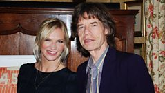 Mick Jagger interview with Jo Whiley