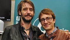 Band of Horses chat to Radcliffe and Maconie