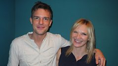 Brandon Flowers from The Killers chats to Jo Whiley