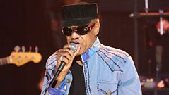 Bobby Womack speaks to Steve Lamacq