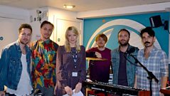 Lauren Laverne talks to Local Natives