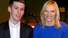 Willy Moon chats to Jo Whiley