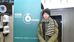 Sune of the The Raveonettes joins Radcliffe and Maconie