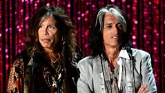 Steve Tyler and Joe Perry of Aerosmith - Tracks of My Years