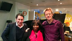 Jools Holland and Ruby Turner play live for Simon