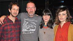 Sharon Van Etten joins Marc Riley in the studio