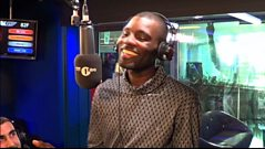 Wretch 32 plays the world famous 'Game With No Name'